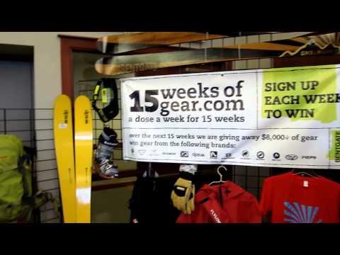 bentgate's 2011 Ski Season Kickoff Party Ski Expo