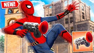 LA NUOVA MODALITA' IMPOSSIBILE DI SPIDERMAN SU FORTNITE!!