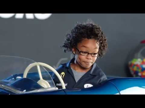 Brake Repair Commercial 2014 │ Kid Mechanics │ Meineke