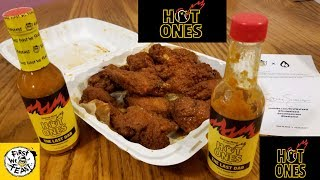 The Last Dab Hot Sauce Unboxing, Review, and Wing Challenge. Hot Ones The Last Dab Hot Sauce