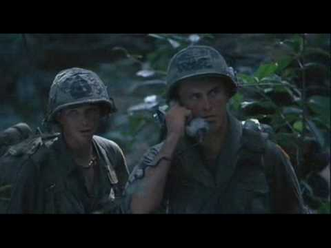 Platoon - Soundtrack by Barber (Adagio for strings)