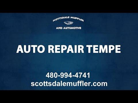 Tempe Auto Repair Services By Scottsdale Muffler & Automotive