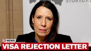 Republic TV Accesses UK MP Debbie Abrahams' E-Visa Rejection Letter
