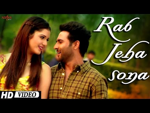 Rab Jeha Sona - What The Jatt | Punjabi Song
