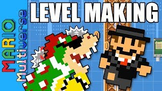 Making a Level in Mario Multiverse | Level Editor | BTG