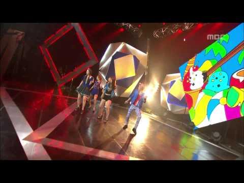 F(X) - Hot Summer, 에프엑스 - 핫 섬머, Music Core 20110702