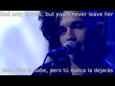 Robbers The 1975 lyrics español
