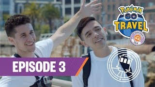 Pokémon GO Travel: Research Tour— Community Day with Eevee and the Raid Battle Challenge! (Ep. 3)