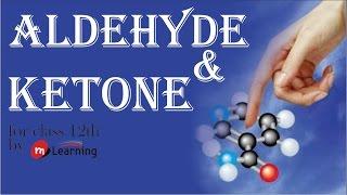 Aldehyde Ketones  01