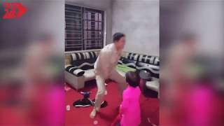 Khi các ông bố ăn mừng chiến thắng của U23 Việt Nam