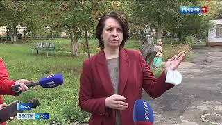 В Омске снесут310-й аварийный детский сад, который два года находился в аварийном состоянии