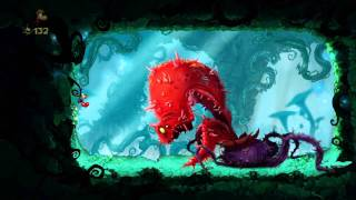 Repeat youtube video Rayman: Origins - Boss Fights