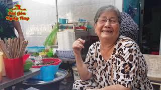 Căn nhà kỳ lạ và bà cụ 78t bán vé số ngày kiếm 80k