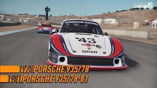 Porsche Legends Pack races onto Project CARS 2