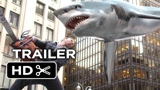 Ver Completo Sharknado 2: The Second One Official Trailer #1 (2014) – Syfy Channel Sequel HD