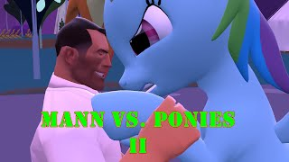 [SFM] - Mann Vs. Ponies 2 - Wrong Way