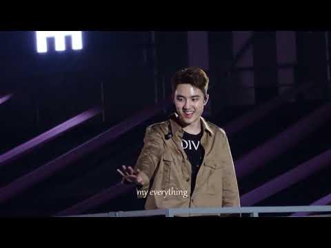 20170708 SMTOWN 콘서트 in seoul 中 나비소녀(Don't Go) (D.O. focus)