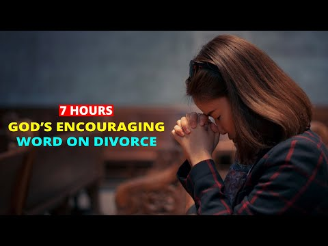 Bible Verses About Marriage and Divorce|God's Encouraging Word