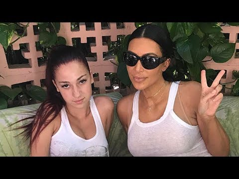 Kim Kardashian MEETS Cash Me Outside Girl, Even After She Trashed Her Family