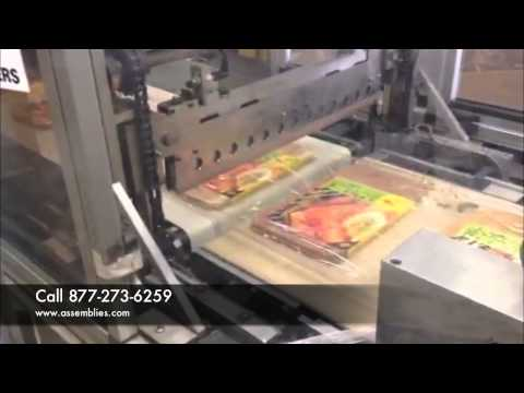 Shrink Wrapping, fully automated High-Speed