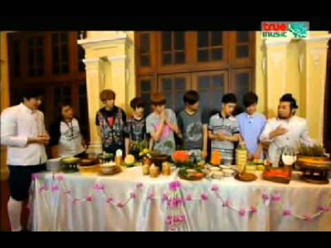 120915 EXO-K (cut) @ True Music Asian Lover Special
