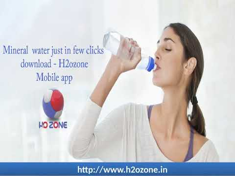 Bottled Water Suppliers in Delhi NCR - H2ozone