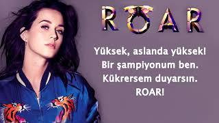 Roar-Katy Perry / Türkçe Versiyon Cover By Efe Burak