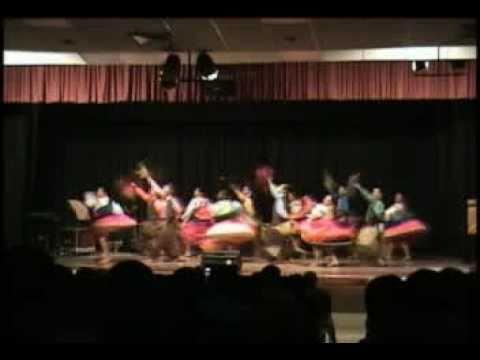 BALLET ANDINO INTYGUAYAS (VIVE ECUADOR, JILGUERITO - YARINA)