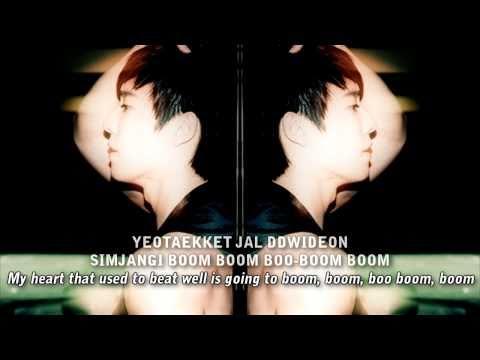 Super Junior - Boom Boom (Lyric Video)