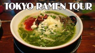 The Ultimate Tokyo Ramen Tour