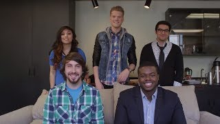 C is for Cookie/Rubber Ducky - Pentatonix feat. Cookie Monster