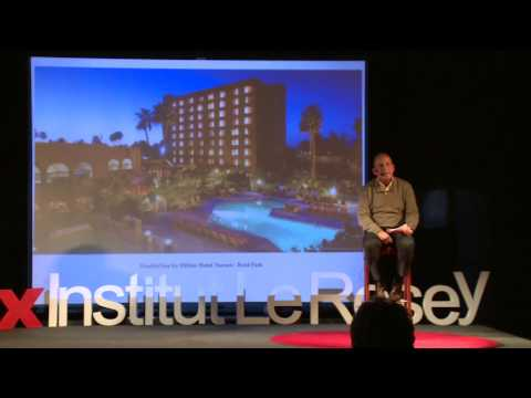 Follow Your Own Path: John Ceriale At TEDxInstitutLeRosey - Smashpipe Nonprofit