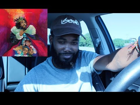 J. Cole - KOD (Rizzi Met's First Reaction/Review)