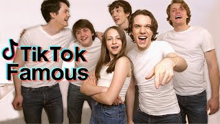 Tik Tok Famous (Official Music Video) *Funny Song*
