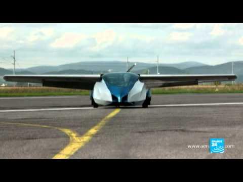قريبا في الأسواق : السيارة الطائرة