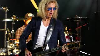 FOREIGNER LIVE! JUKEBOX HERO at the Wisconsin State Fair August 10 2021