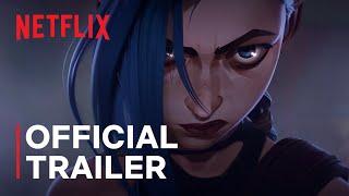 Arcane Netflix Tv Web Series