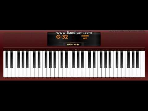 Baixar Tudo que você quiser - Luan Santana (Piano virtual)