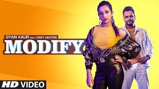 Modify – Gyan Kaur