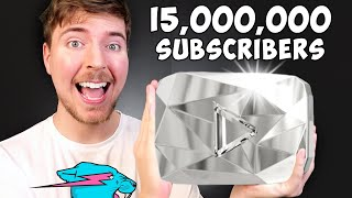 How I Gained 15,000,000 Subscribers In 1 Year