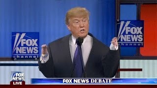 Trump's Tiny Hands