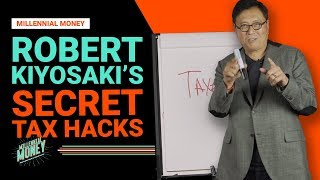 Tax LOOPHOLES The Rich Don't Want You To Know -Robert Kiyosaki