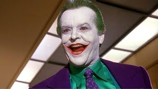 Joker Shoots Bruce Wayne - Batman (1989) Movie CLIP HD