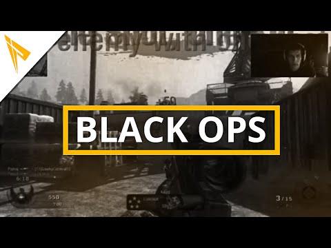Black Ops - Hacked Lobby/Yolo
