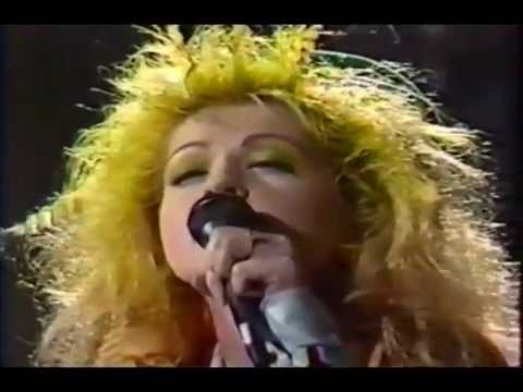 Cyndi Lauper - True Colors (Live 1986)