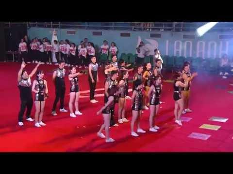Techcombank SN mien Nam Sep 17 2016 Best dance team 16