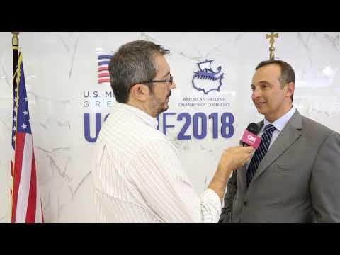 Αλέξανδρος Κωστόπουλος Μέλος του ΔΣ του Ελληνοαμερικανικού Επιμελητηρίου