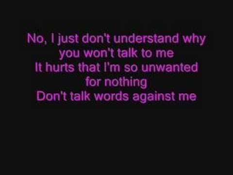 Avril Lavigne - Unwanted lyrics