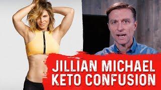 Dr. Berg Reacts to Jillian Michaels Keto Confusion