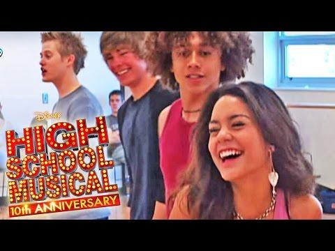 High School Musical - Die Proben - im DISNEY CHANNEL #HSM10